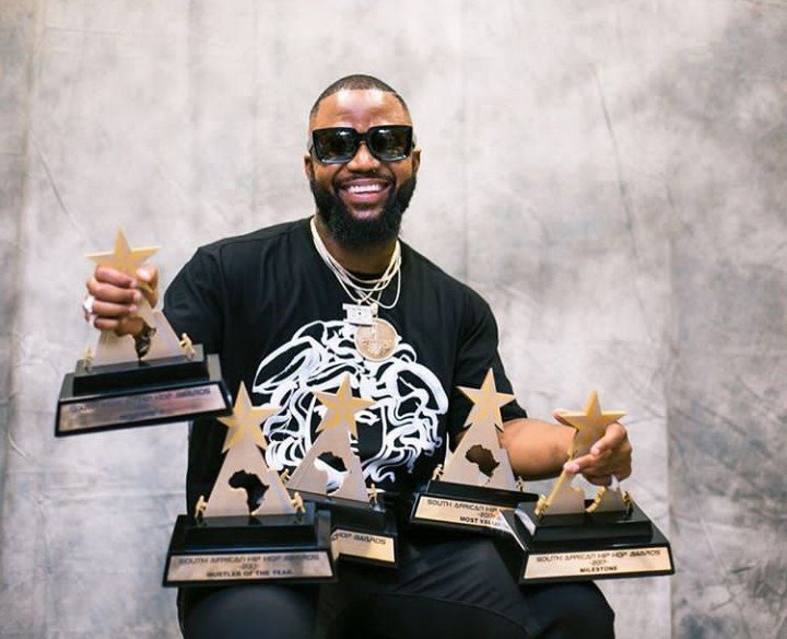 Top 10 Richest Rappers in South Africa 2021