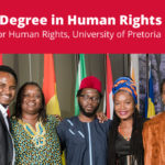 Apply: University of Pretoria Scholarships for Masters in Human Rights and Democratization in Africa 2021