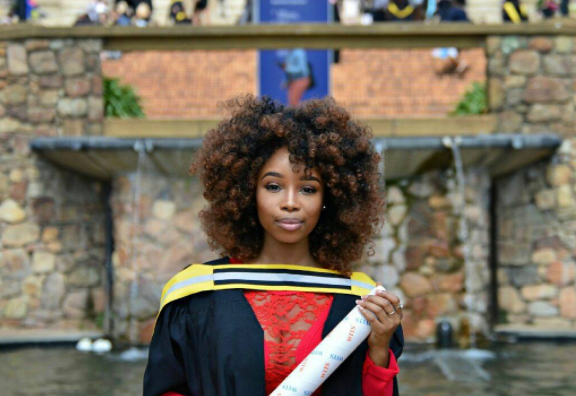SA Female Celebrities With First Class Honours