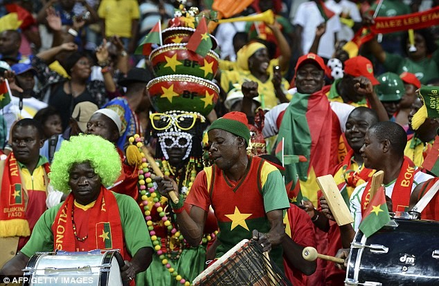 Top 10 African Countries With The Most Passionate Soccer Fans