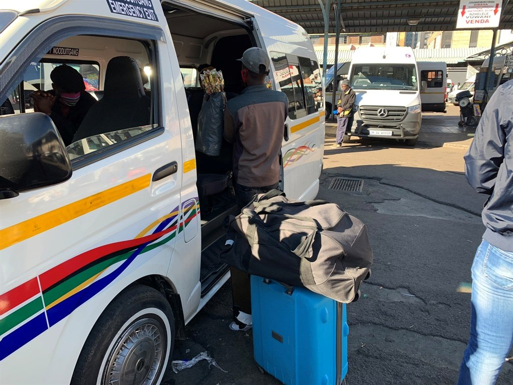 Taxi Associations in South Africa 2021