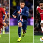 Top 10 Fastest Football Players in the World 2021