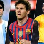 Top 10 Greatest Footballers of All Time