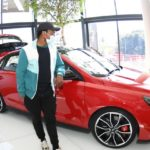 Percy Tau House and Cars